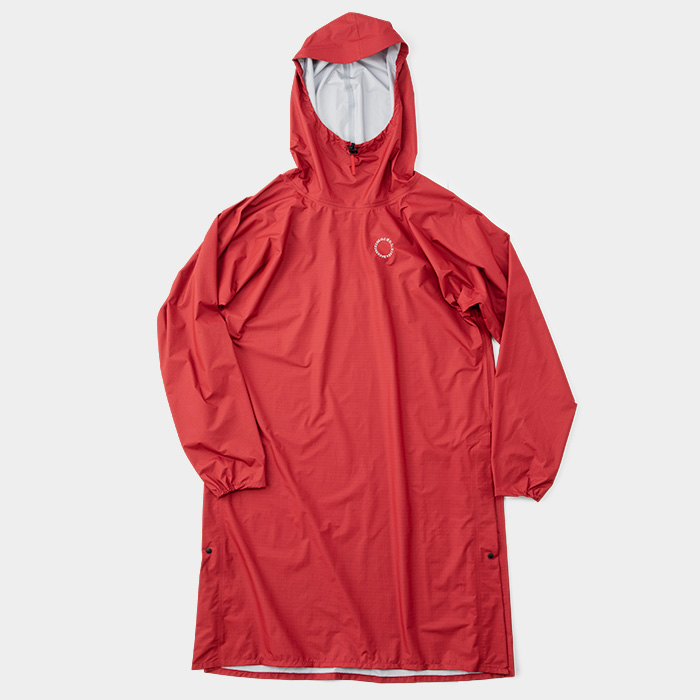 β UL Long Rain Hoody