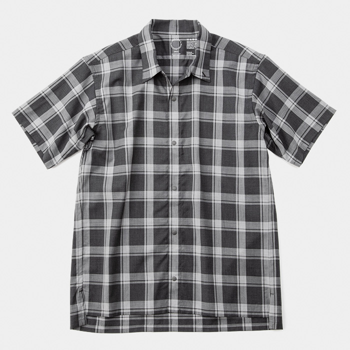 Merino Short Sleeve Shirt