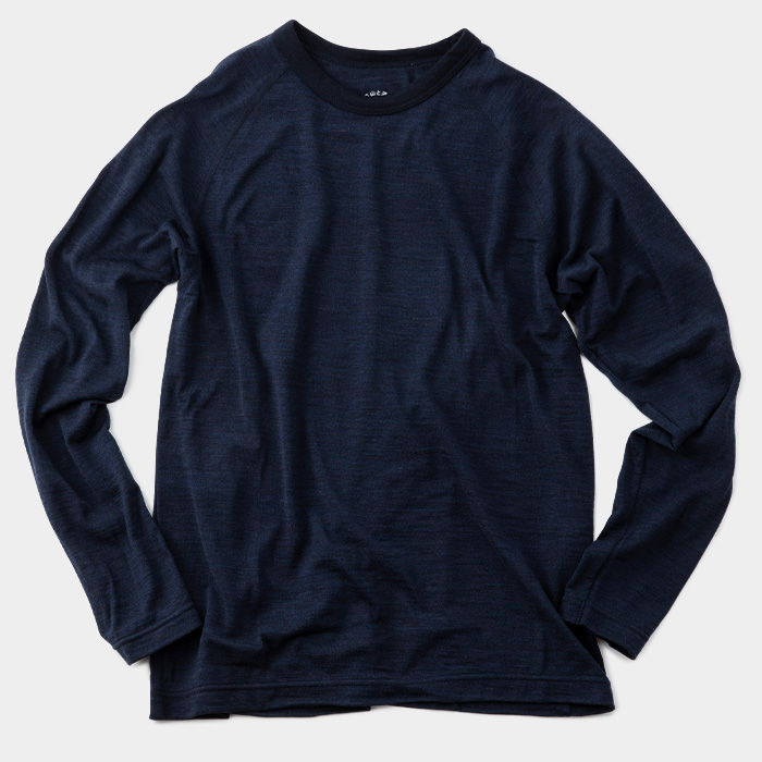 Light Merino<br> Long Sleeve T-shirt